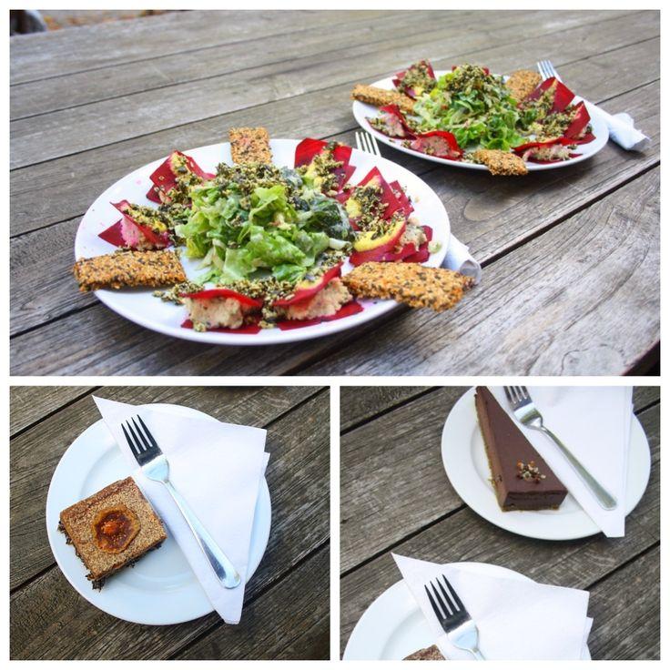 Vegane Restaurants Berlin: Hofladen im Kiez