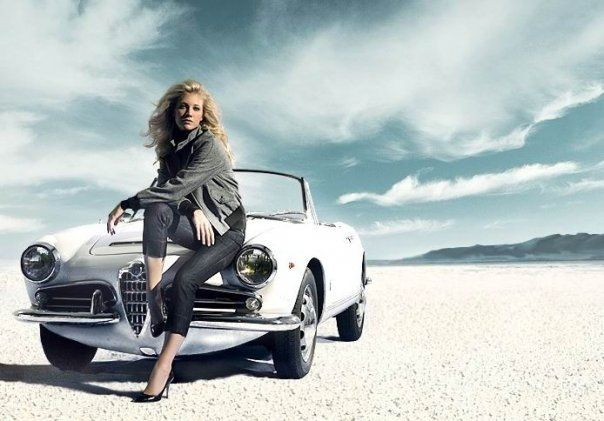Women & Alfas - Page 148 - Alfa Romeo Bulletin Board & Forums