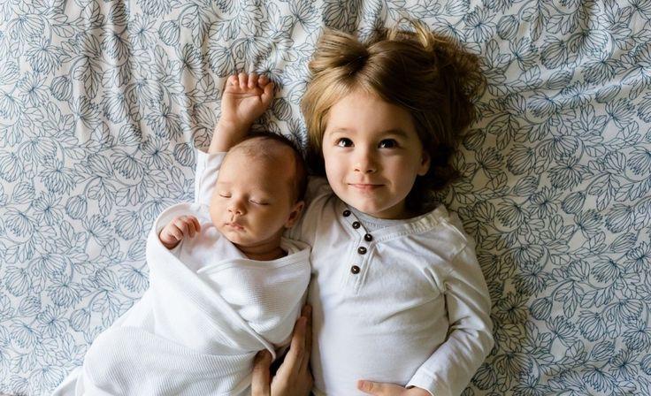 Fact: je jongste broertje of zusje heeft de grootste kans om miljonair te worden >>