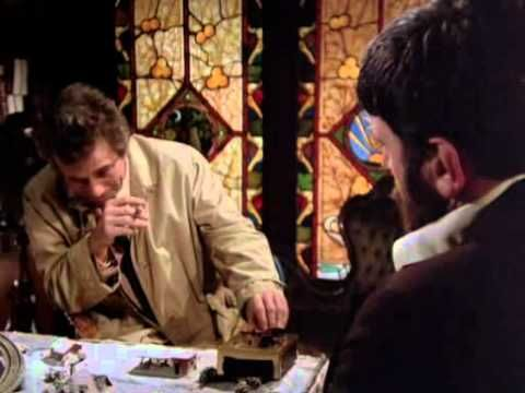 """Peter Falk as Columbo in """"The Bye Bye Sky High IQ Murder Case"""" - Ending sequence. (Glad I've got the Columbo series on DVD ... I just don't see it on TV anymore.)"""