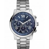 GUESS Stainless Steel Chronograph W0379G3