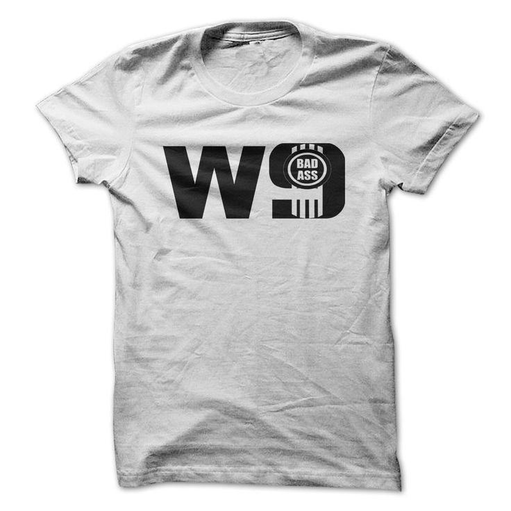 W9- Kenworth 900- Bad Ass