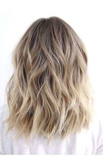 Can't decide if I like really dark brown going to a lighter brown or something like this