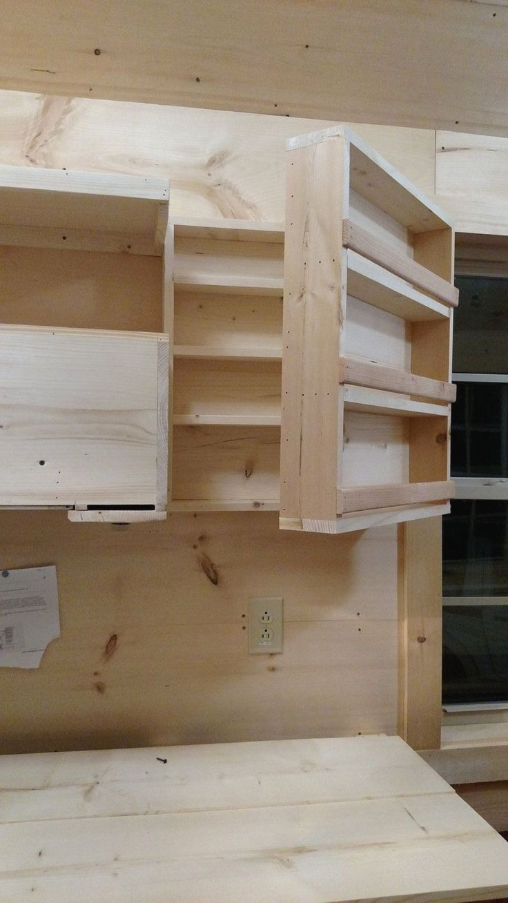 Garage Cabinets By George Pin By George Wauthier On Wood Working In 2019 Tiny House