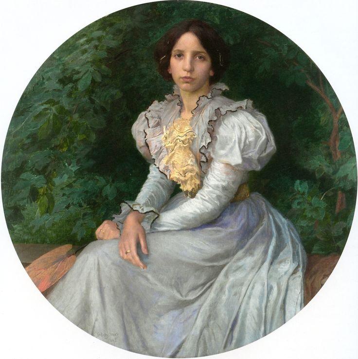 portrait of ela, 1897