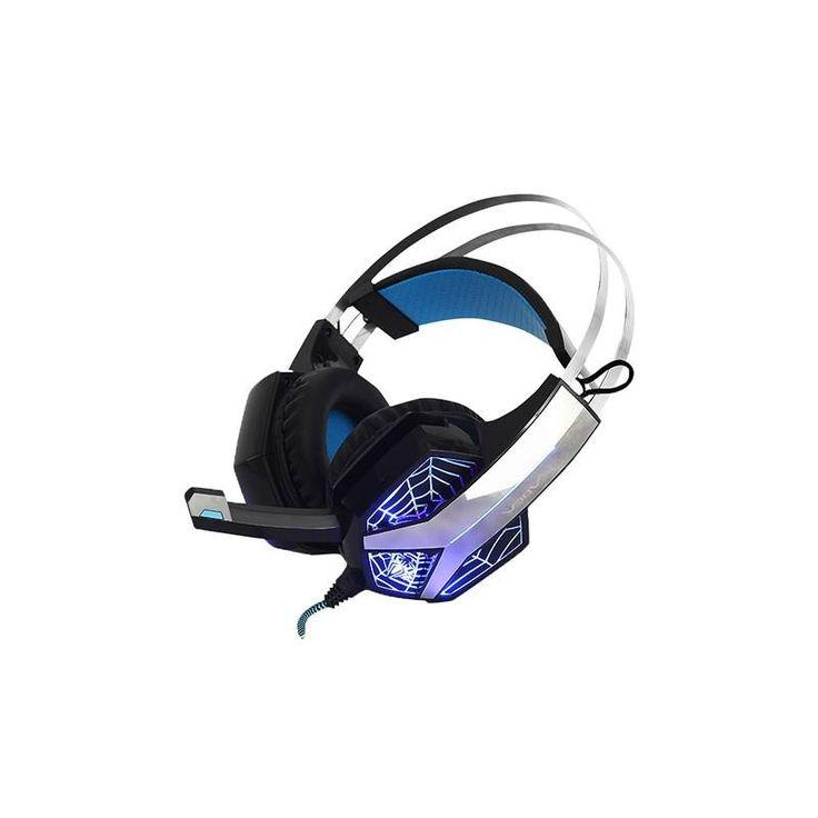 Az AULA Storm játékhoz tervezett gamer fejhallgatót, ahol a funkcionalitás párosul a kényelemmel, az igazi játékosok igényeinek kielégítésére.