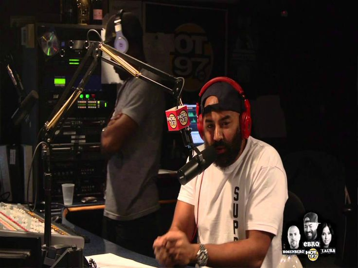 Video: Ebro Takes Another L Responding To Meek Mill/Flex Hogan Wolf-Ticket