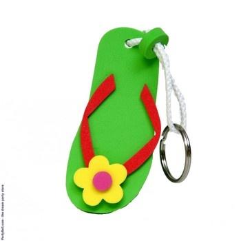 Flip Flop Keychains $2.75