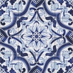 Portuguese Ceramic Tile | Portuguese Hand Painted Tiles Tile Azulejo Wall Decorative Ceramic ...