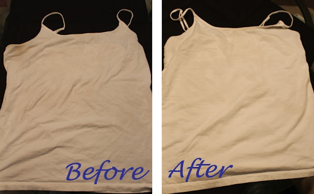 Dawn and Peroxide Stain Removing