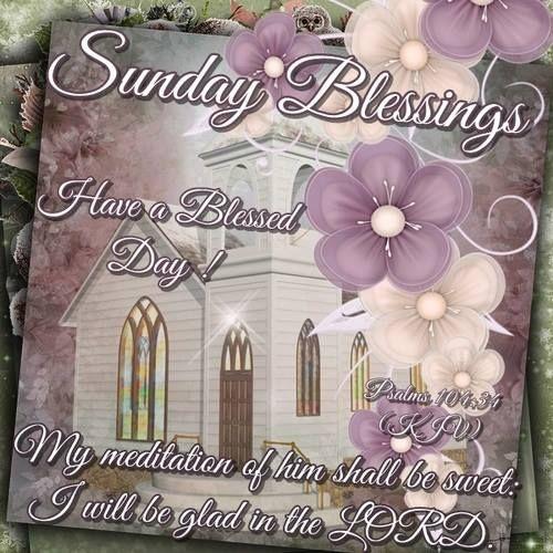 Good Morning Everyone Sunday : Good morning everyone happy sunday i pray that you have