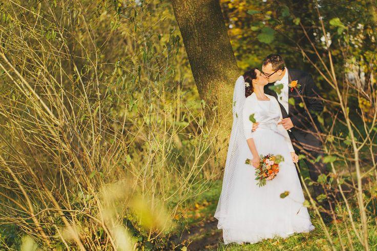 Autumn love.....wedding bouquet.