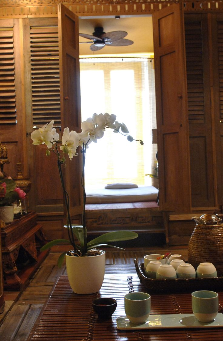 Atmosphère Salon Espace France Asie  Massage Thaïlandais  Massage thaï