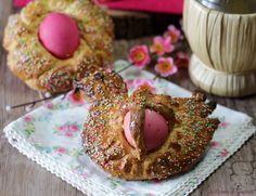 Cuddura cu l'ova - Cuddureddi - Ricetta Siciliana di Pasqua