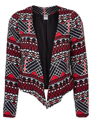 Be bold, wear this aztec printed blazer from VERO MODA. #veromoda #aztec #blazer #print @Veronica MODA