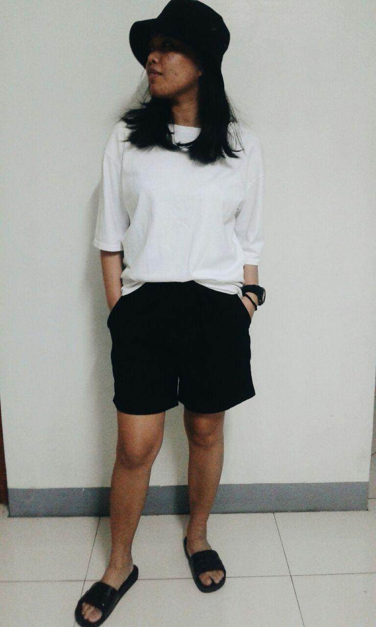 #korean #black #white