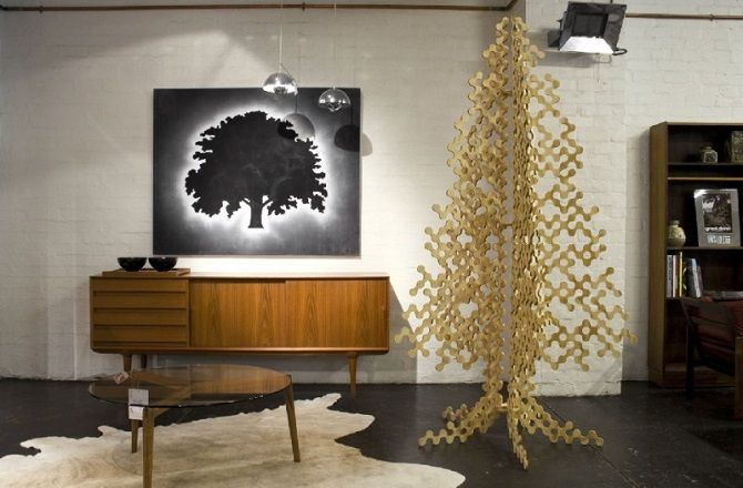 The Most Unusual Christmas Trees