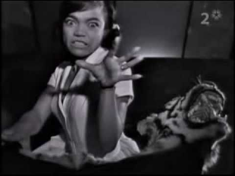 "Eartha Kitt. ""I Want to be Evil""I could listen to this song all day."