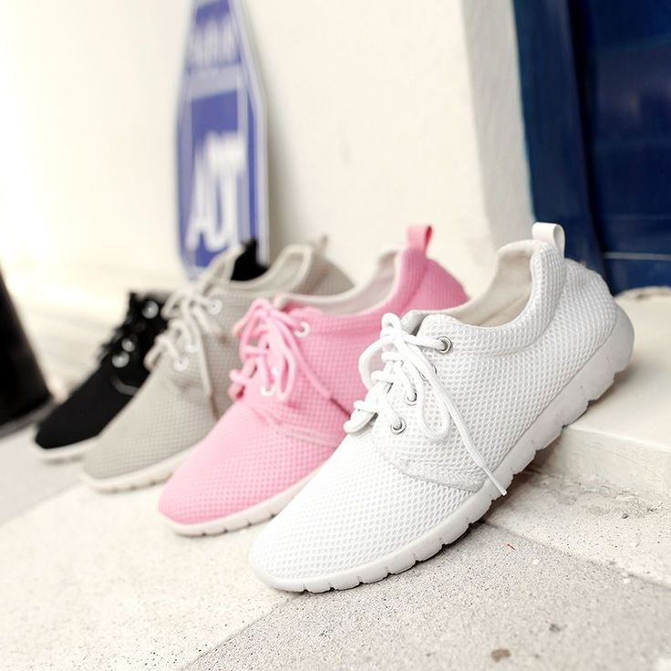 Ladies Running Trainers  Women  Fitness Gym Sports Shoes