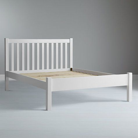 Buy John Lewis Wilton Bed Frame, Double £175    102cms high Online at johnlewis.com
