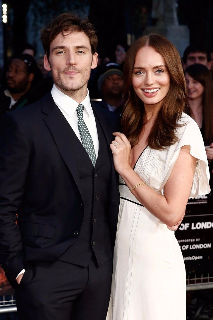 Sam Claflin and Wife Laura Haddock Are Expecting Their Second Child!