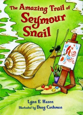 """FICTION:Hoping to become a famous artist one day, Seymour Snail takes a job in a New York City art gallery, where everyone is buzzing about a """"magnificent mystery artist."""""""
