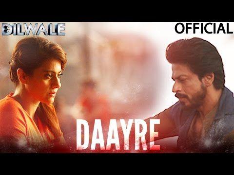 Daayre - Dilwale   Shah Rukh Khan  Kajol   Varun   Kriti   Official Music Video…
