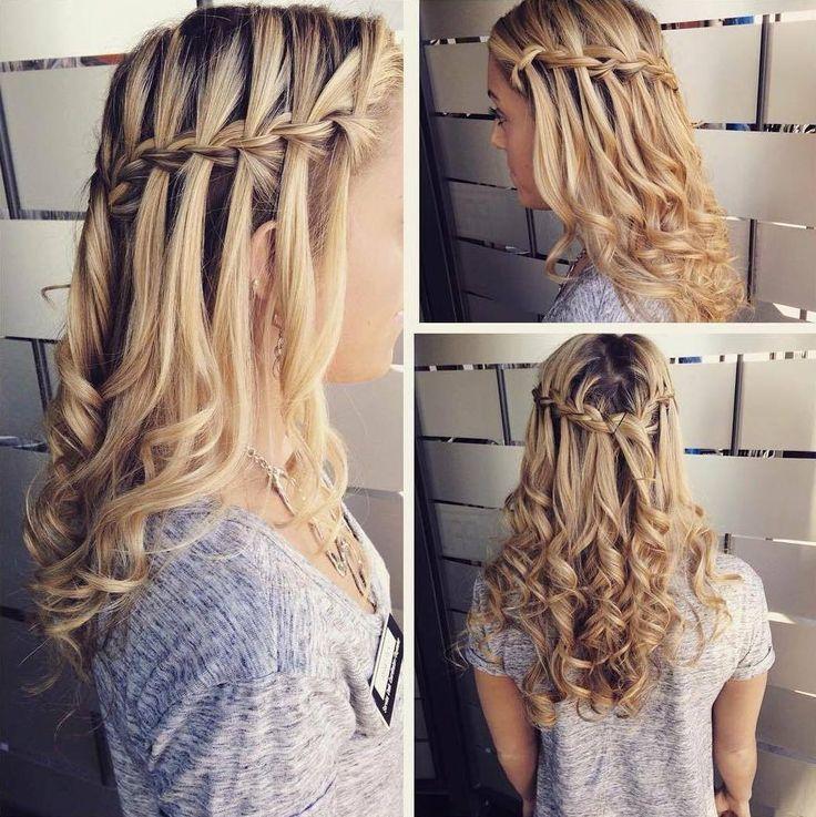 nice 50 Идей как заплести красивые косы —  Просто и быстро (фото)