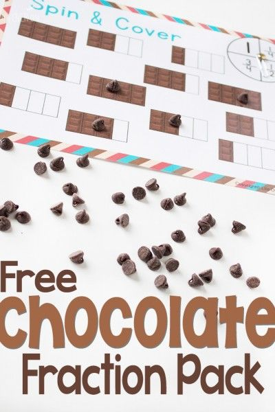 Chocolate Fractions Pack