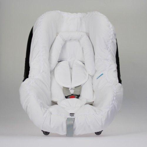 Base da cadeira branca