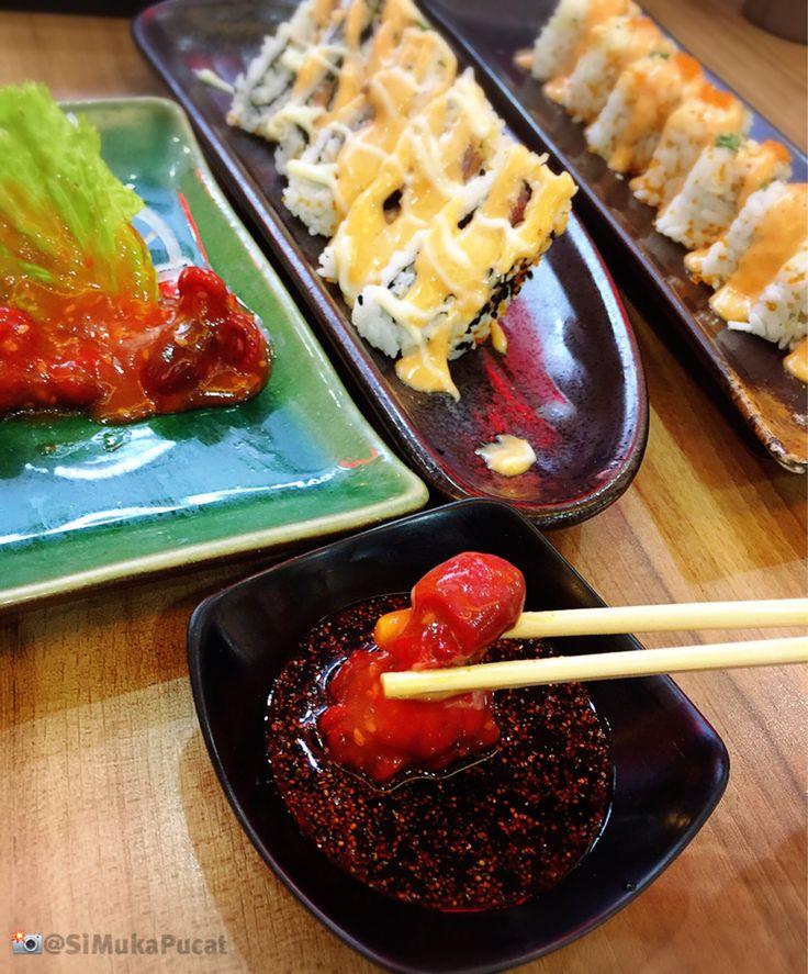 Chuka idako & sushi by ichiban sushi