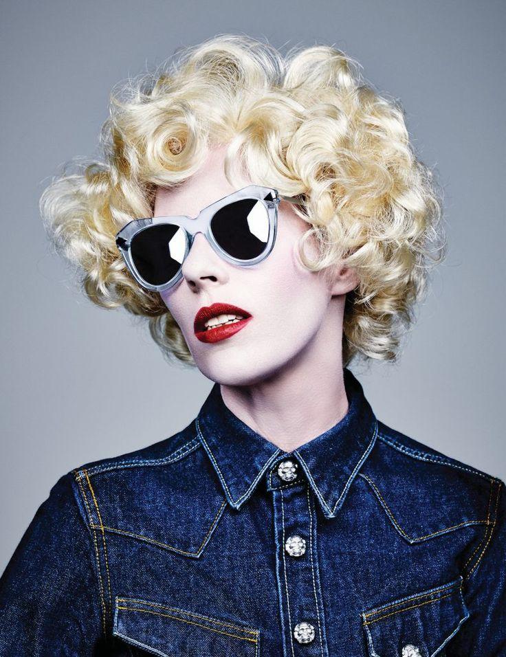 Karen Walker Transforms for Latest Sunglasses Collection: TRANSFORMERS