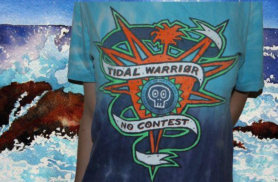 MARKS & SPENCER  90s Vtg Surf / Beach Wear   by RainGardening