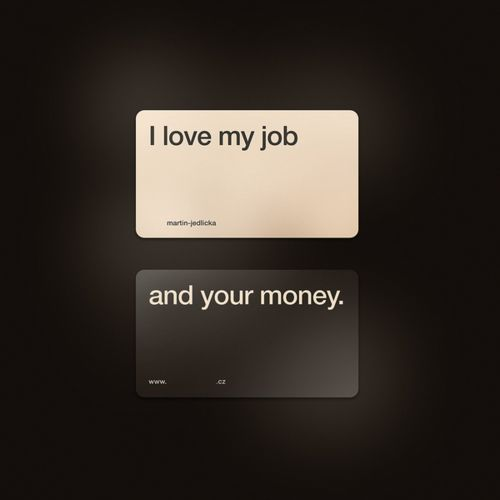 To find a job that I love to do.