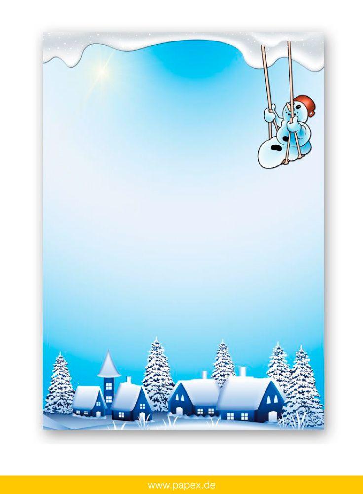 169 Besten Weihnachten Briefpapier Umschl Ge Bilder