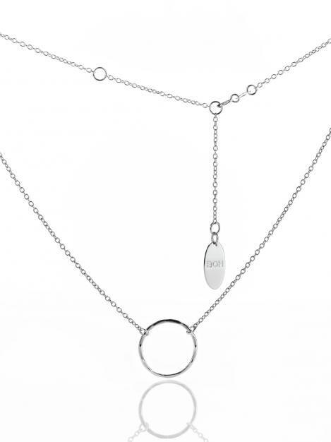 Lil Perfect Circle pendant by Boh Runga