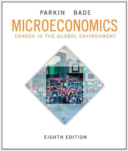 Microeconomics Canada in the Global Environment Canadian 8th Edition Parkin Solutions Manual test banks, solutions manual, textbooks, nursing, sample free download, pdf download, answers