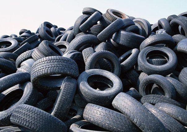 Бизнес-идея: переработка шин