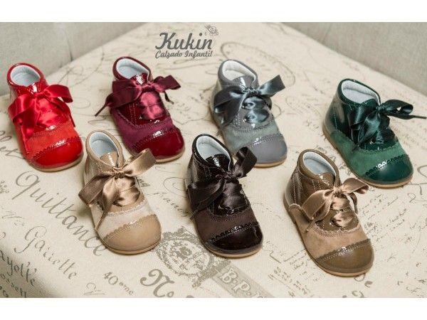 botines-landos-nina Botas unisex de Landos. Comprar botas niña online. Fabricadas en España. Zapatería infantil