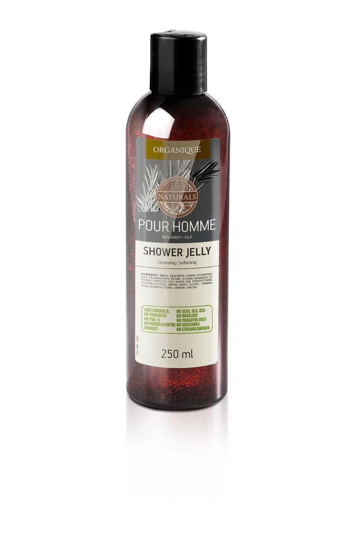 Pour Homme Shower Jelly