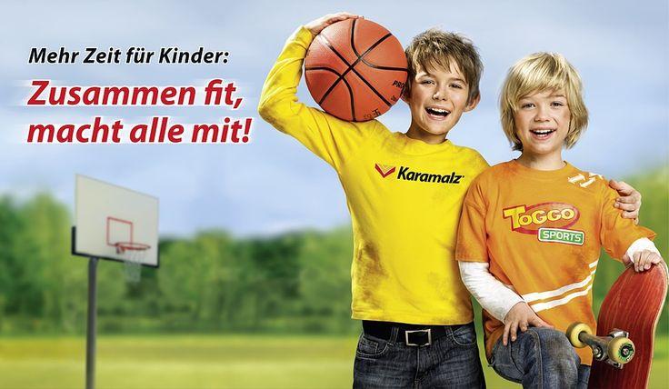 Karamalz und Super RTL wollen Kinder wieder fit machen | Sports Insider Magazin