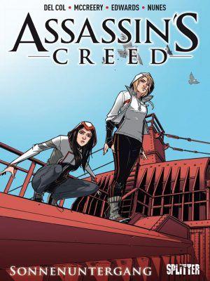 Assassins Creed: Sonnenuntergang (Band 2) - 3/5 Sternen - DeepGround Magazine