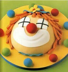 torta pagliaccio