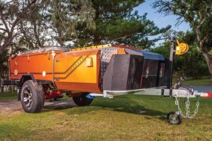 Albany SE Off Road Hard Floor Camper Trailer. PMX Campers | Camper Trailers | Gumtree Australia Wanneroo Area - Wangara | 1112112667