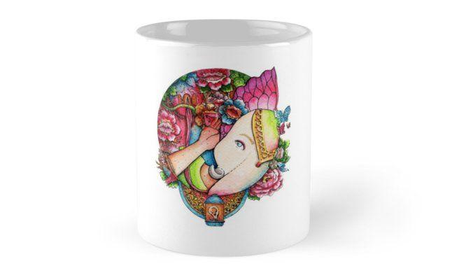 1 mug with 1 side print