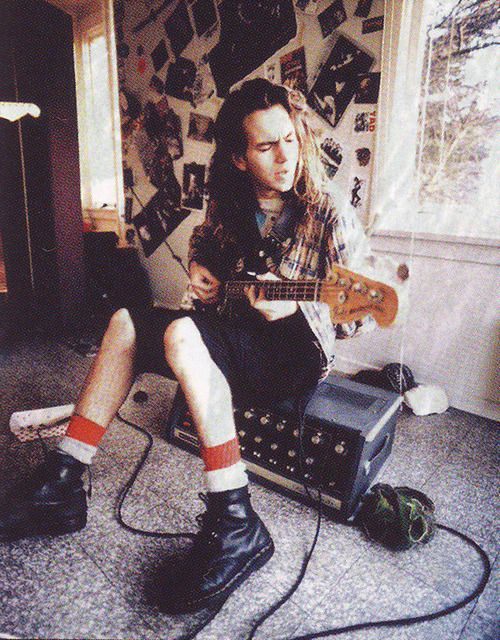Eddie Vedder I love u