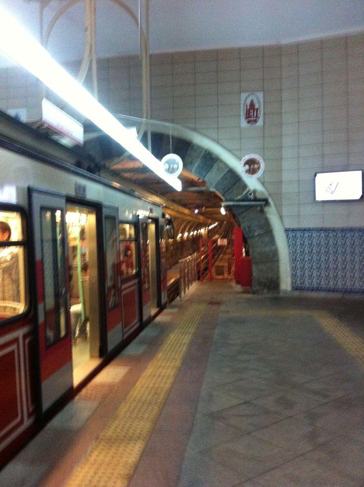 Tünel single wagon / Karaköy - Beyoğlu