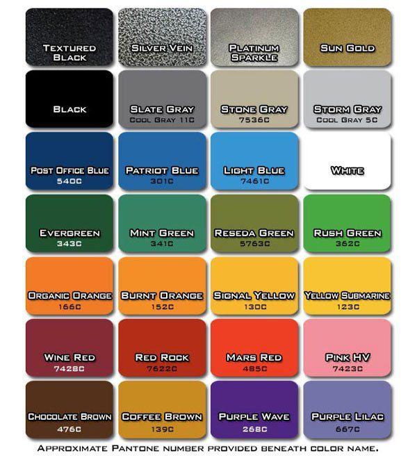 Risultati immagini per cavi incrociati palestre e attrezzature - stool color chart