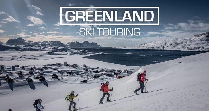 Greenland – Ski touring