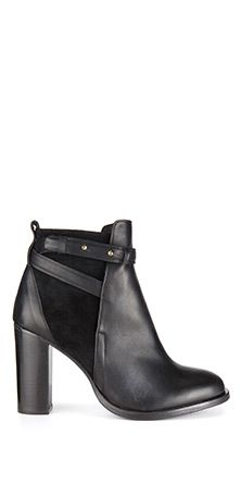 I love the Rag and Bone Kinsie booties but my wallet likes these more.